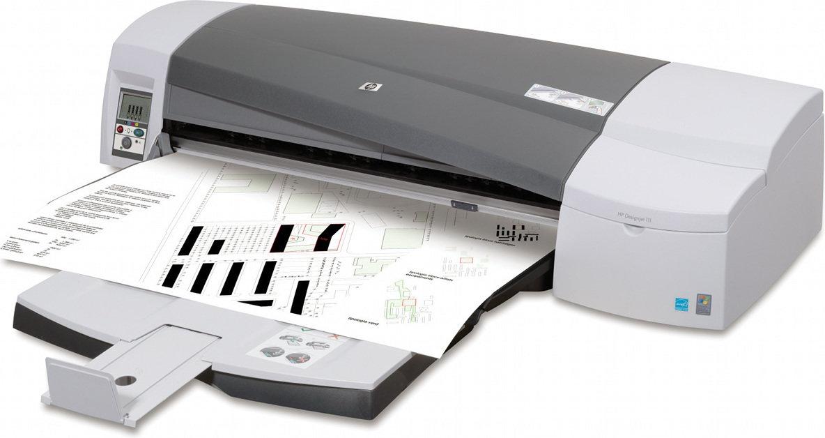 HP DesignJet 110